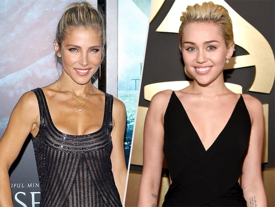 Wavy! Miley Cyrus and Liam Hemsworth's Sister-in-Law Elsa Pataky Get Matching Tattoos