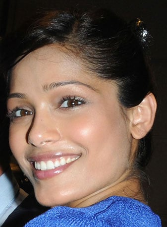 How to Get Freida Pinto's Front-Row Look From the Louis Vuitton Show