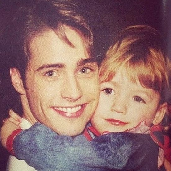 Serena van der Woodsen Meets Brandon Walsh: Blake Lively Posts Adorable TBT with 90210-Era Jason Priestley