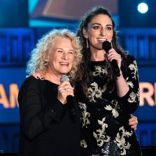 Sara Bareilles at the Grammy Awards 2014 | Photos