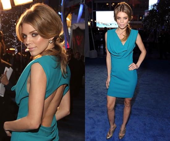 Annalynne McCord at 2011 People's Choice Awards 2011-01-05 18:17:05
