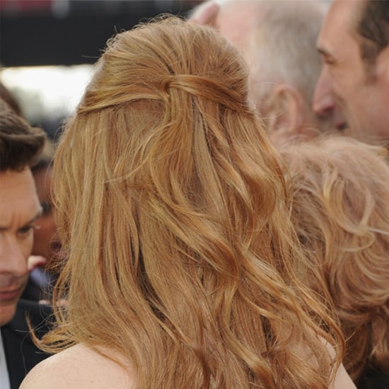 Jessica Chastain From the Back