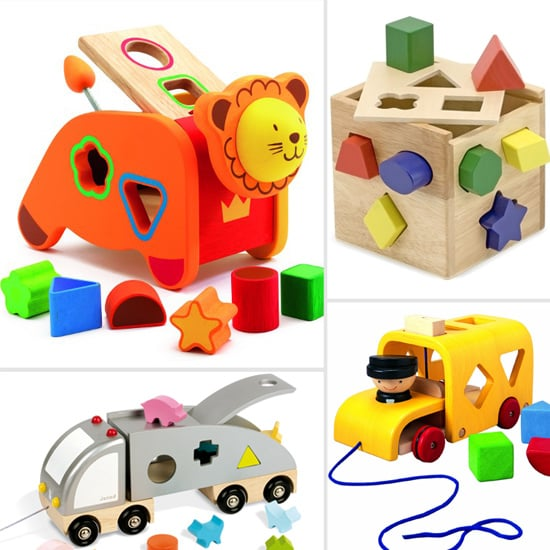Sort It Out! 8 Shape Sorters For Busy Hands and Minds