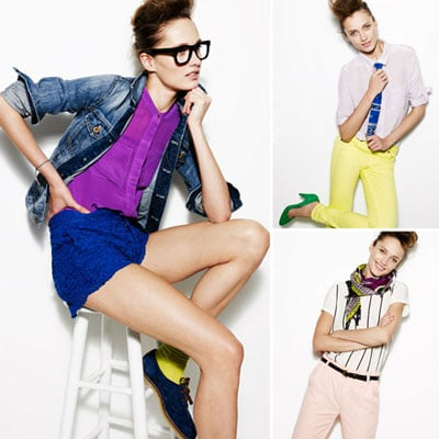 Madewell 1937's Spring 2012 Look Book Gets Us With Cute Styling Tricks and Colourful New Season Trends: See Our Top 6 Looks!
