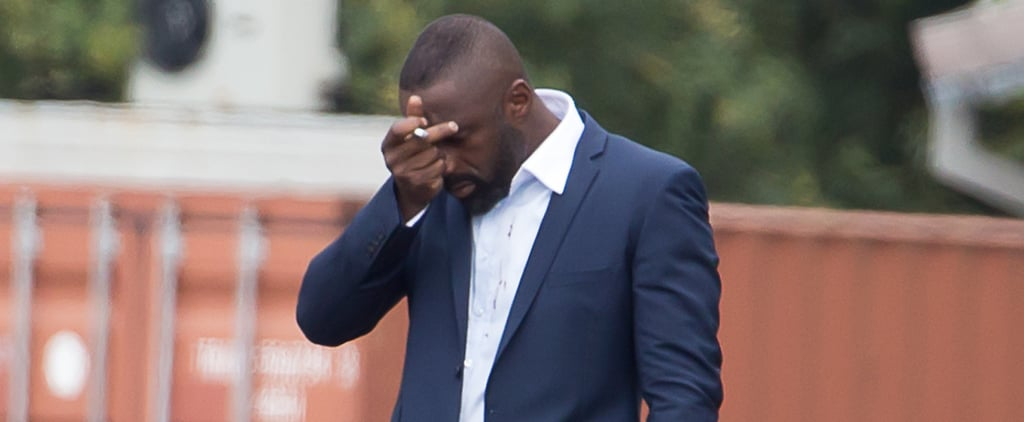 "Update: Idris Elba Has Best Response Ever to ""Bulge"" Pic"