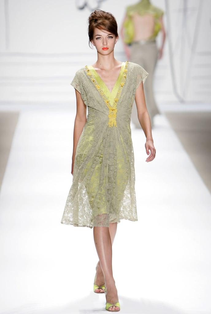 New York Fashion Week, Spring 2008: Nanette Lepore
