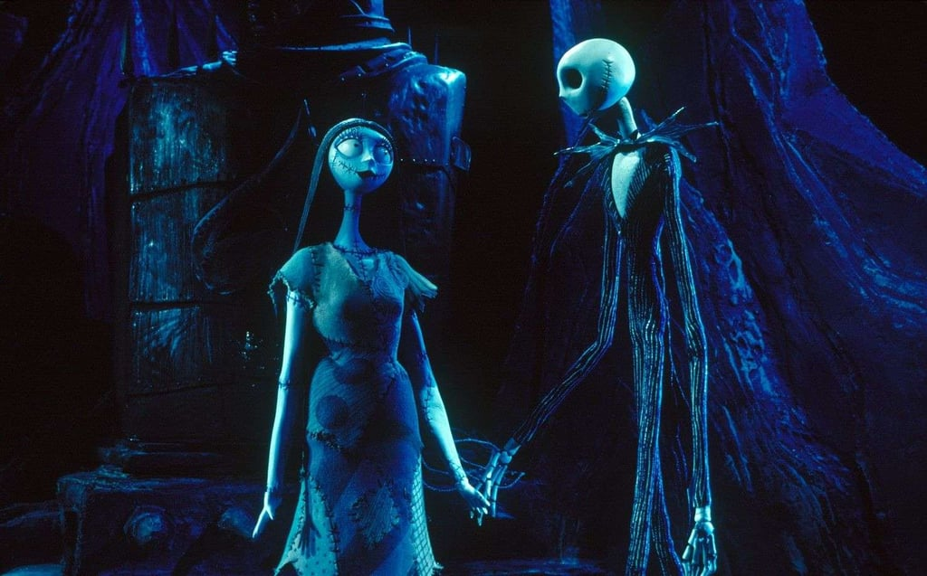 Sally and Jack, The Nightmare Before Christmas