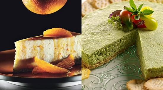 Sweet and Savory Cheesecake Recipes