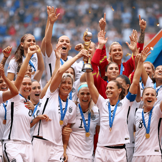 Celebrity Reactions to USA Women's Soccer World Cup Win