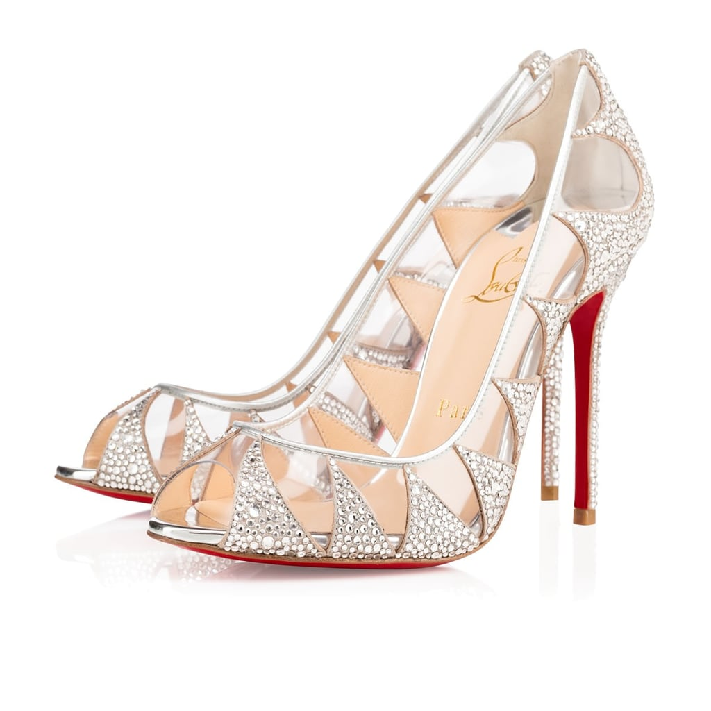 Christian Louboutin Indera Strass ($2,995)