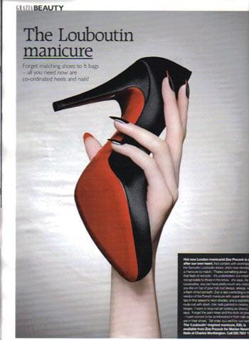 Beauty Byte: The Louboutin Manicure