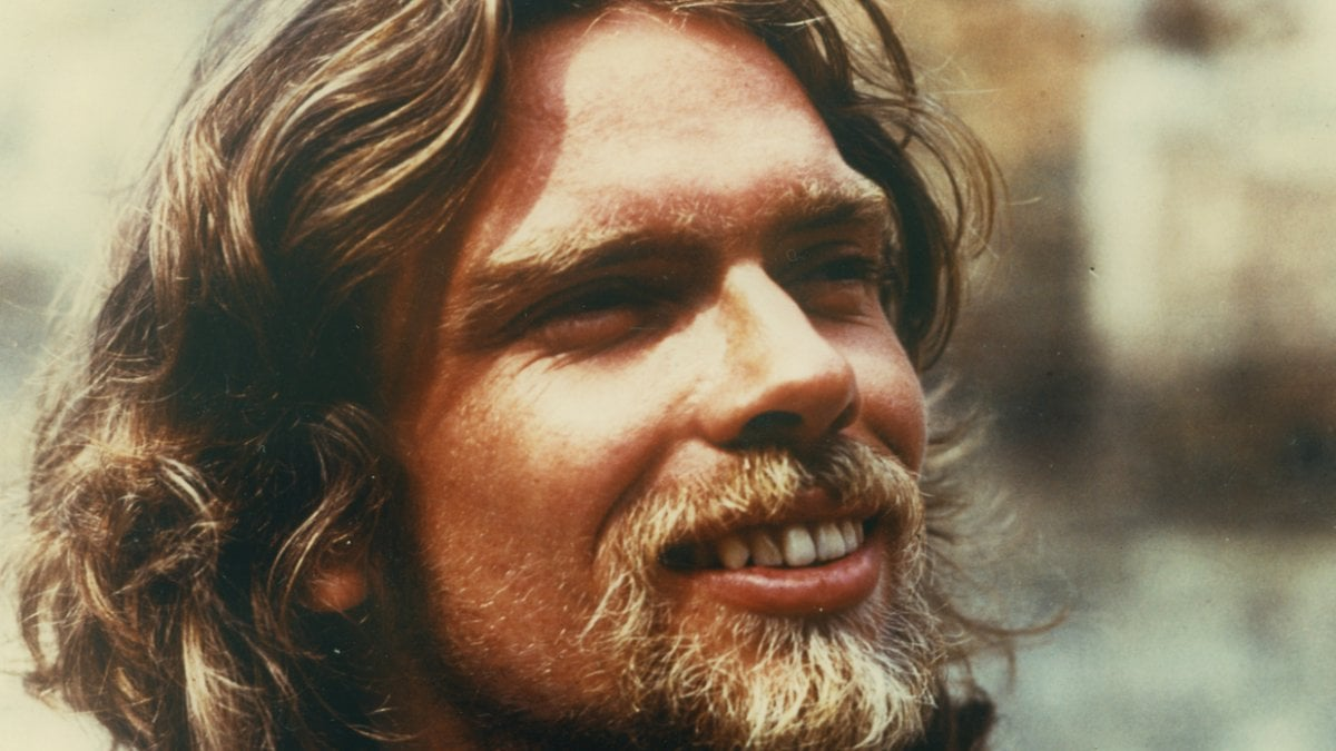 Richard Branson: One Step at a Time