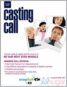 Don't Forget to Vote for Your Casting Call Favorites!