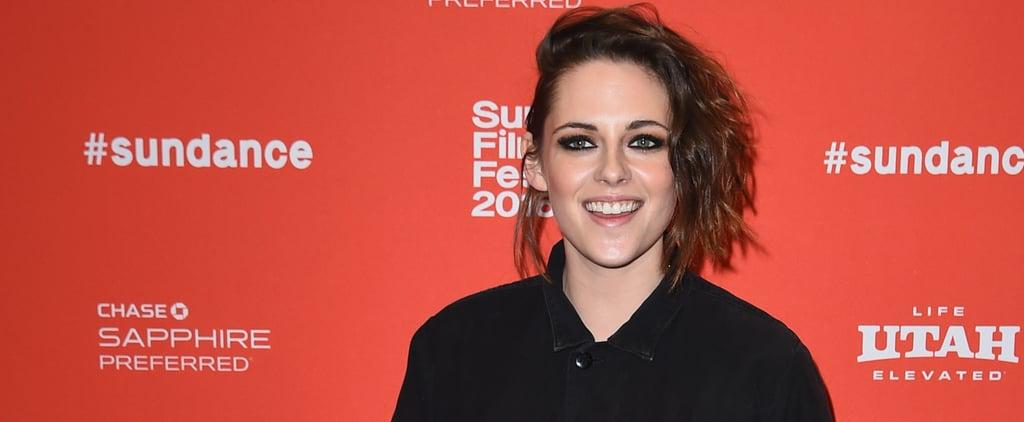 Kristen Stewart Has Landed at the Snowy Sundance Film Festival