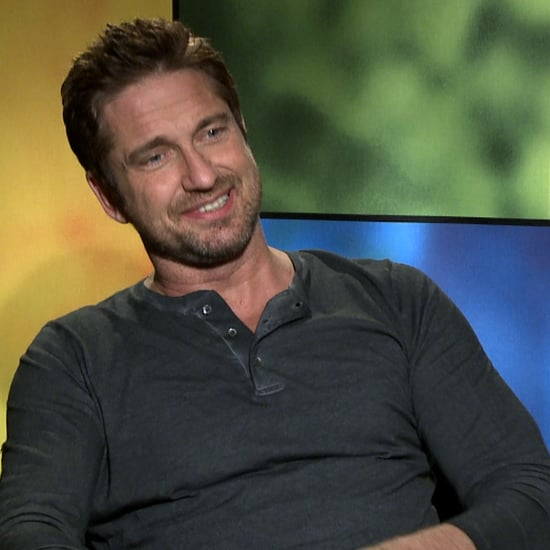 Gerard Butler Playing For Keeps Interview (Video)