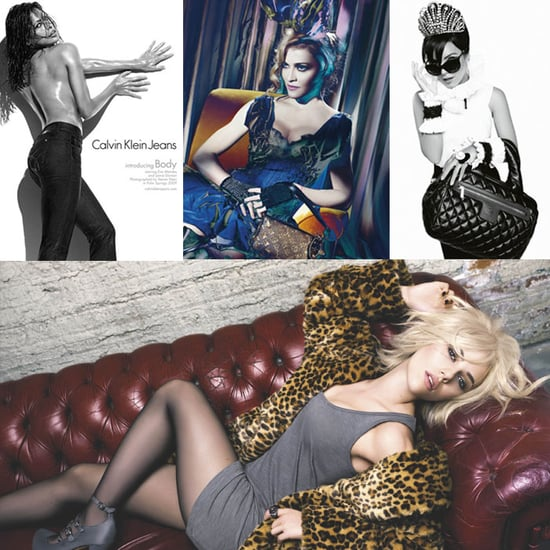 Celebrity Ad Campaigns of 2009