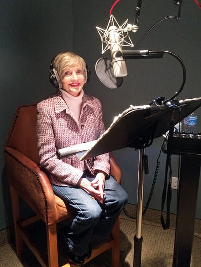 Watch Brady Bunch Mom Florence Henderson Read the Morbidly Funny New Picture Book Hurts Like a Mother