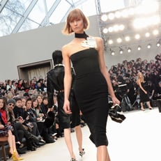 Burberry Spring 2014 Collection   Live Stream