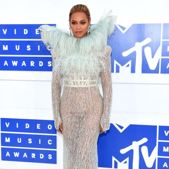 Beyonce's Dress at the 2016 VMAs