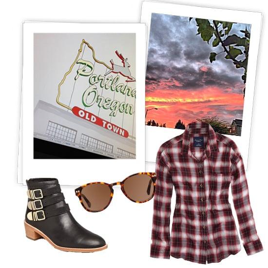 What to Wear in Portland