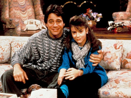 Alyssa Milano Is Ready for a Who's the Boss? Reboot - with Tony Danza as a Grandpa