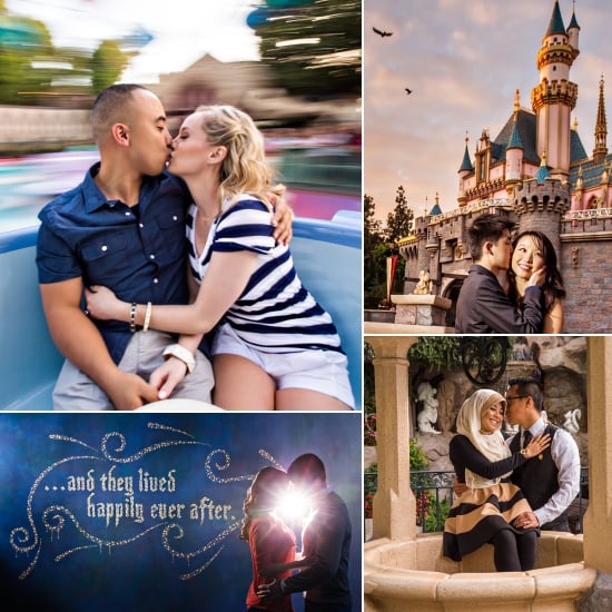 5 Dream Engagement Shoots For Disney Die-Hards