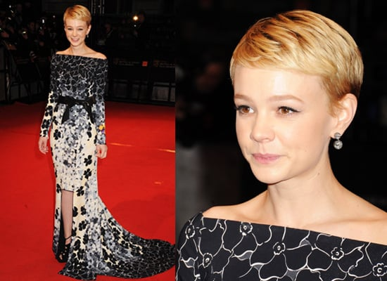Photos of Carey Mulligan at the 2010 BAFTA Awards