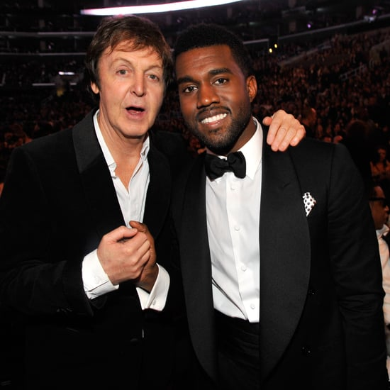 "Kanye West and Paul McCartney ""Only One"" Song Tweets"