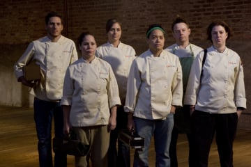 Let's Dish: Top Chef 4.11 — The War Is On!