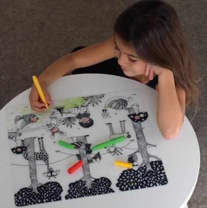 Ideas For Setting the Kids' Table