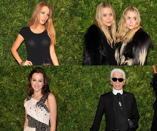Photos of Celebrities and Designers at the CFDA Awards Including Blake Lively and Leighton Meester