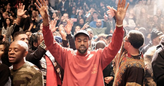 This Is What It Was Like To Be At Kanye's Yeezy Season 3 Show