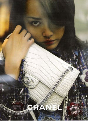 Fab Ad: Chanel Accessories Cruise 2008