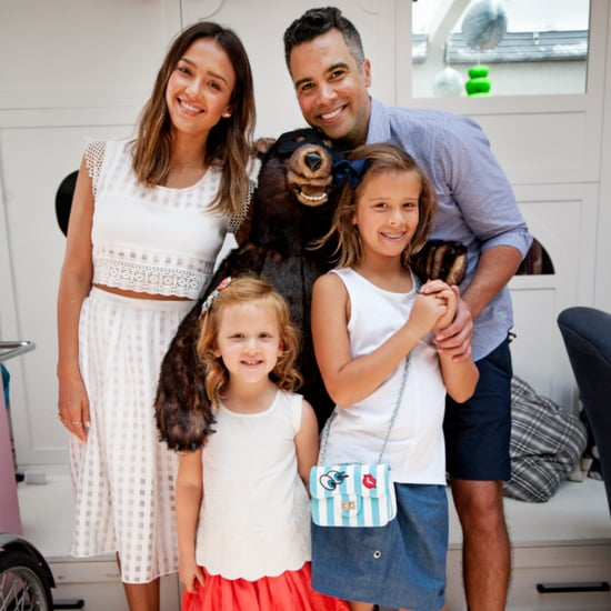 Jessica Alba Family Pictures