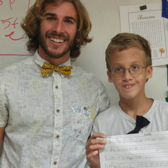 Special Ed Teacher Who Compliments Students Video Goes Viral