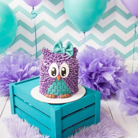 Pretty Smash Cake Ideas