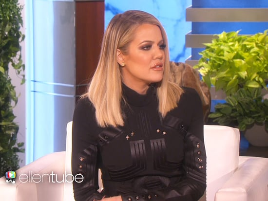 Khloé Kardashian Jokes She's 'Part of Polygamy Now' on Ellen: 'I Have a Husband, I Have a Boyfriend'