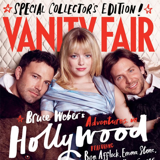 Pictures of Vanity Fair's Hollywood Issue with Emma Stone