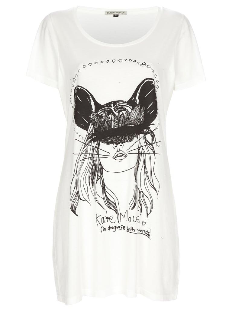 Kate Mouse T-Shirt Dress
