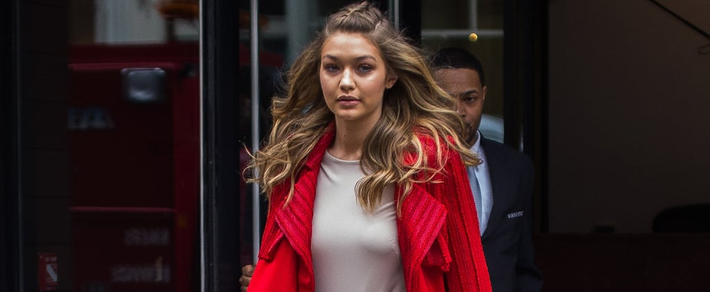 Gigi Hadid Might Have Skipped Out on LFW, but Oh Baby, She's Back