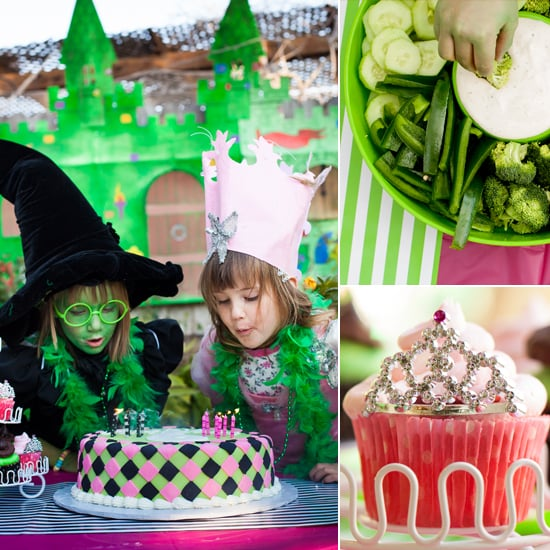 A Wild Wicked-Inspired Sixth Birthday Party