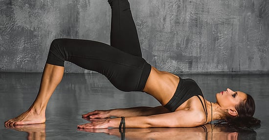 This Mat Pilates Routine Will Tighten Your Body From Head to Toe