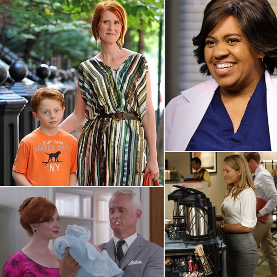 13 TV Working Moms Who Brought Home the Bacon