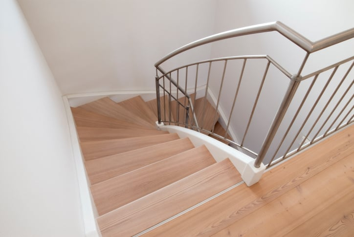 The Solution: Install Thinner Railings