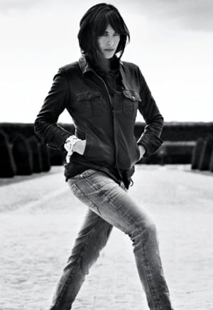 G-Star Chooses Liv Tyler For 2010 Spring and Fall Ad Campaign 2010-01-21 10:09:21