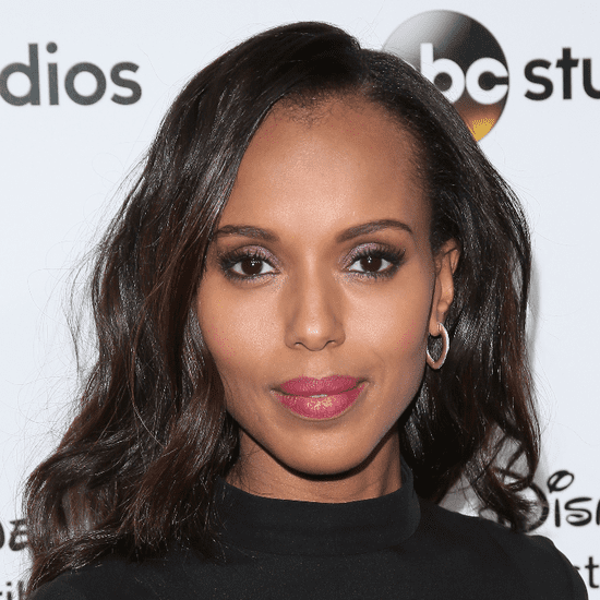 Kerry Washington SPF Interview