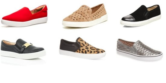 Slip-On Sneakers Are The Solution To A More Comfortable And Chic Work Commute