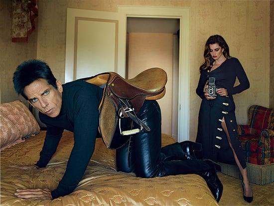 So Hot Right Now: Derek Zoolander Lands Vogue Cover With Penélope Cruz!