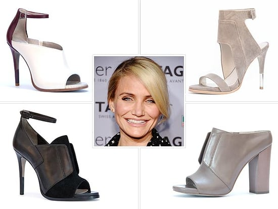 See Cameron Diaz's First Shoe Designs for Pour La Victoire