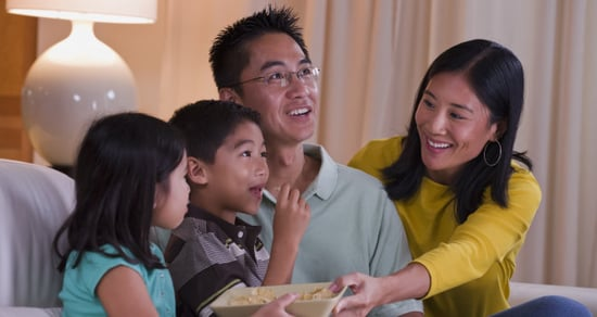 5 Tips to Liven up Family Movie Night